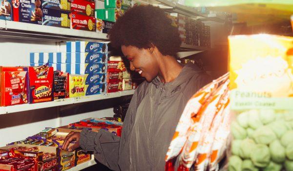 Australian Shopper Checklist When Approaching a British Sweet Shop